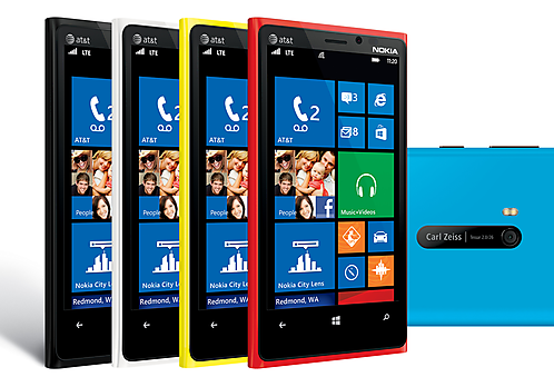 Lumia 920 Official