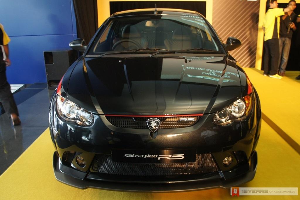 2012 Proton Satria Neo R3