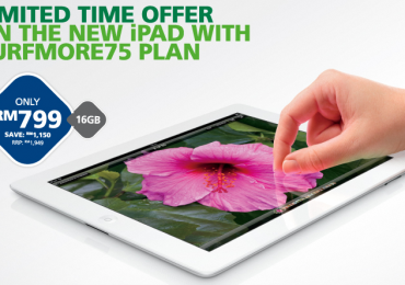 Maxis iPad SurfMore Bundle