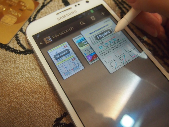 feature samsung galaxy note ii s pen apps lowyat net