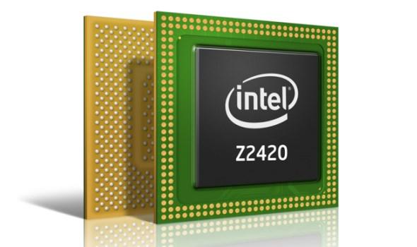 Intel Atom Z2420