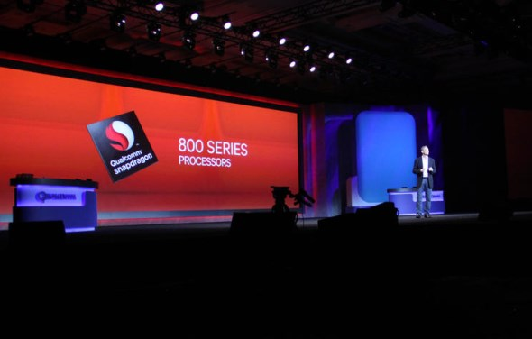 Qualcomm CES 2013 Briefing - Snapdragon 800
