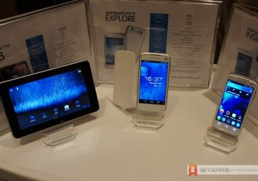 Alcatel One Touch current offerings