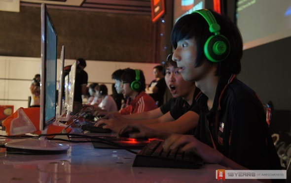 wN.mTK - Malaysia's Sudden Attack representative to PlayFPS Elites 2013