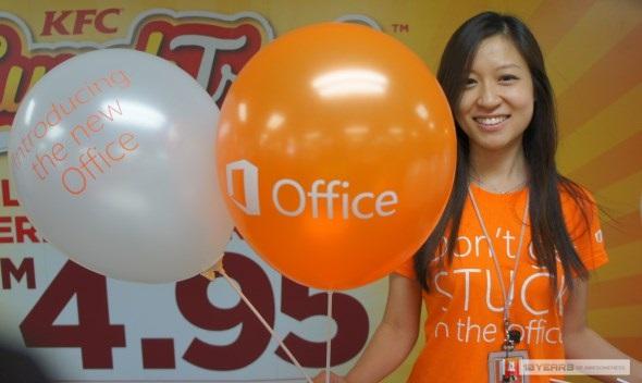 Microsoft Office 2013 Malaysian Launch