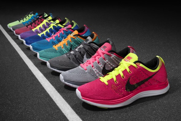 Originally introduced to the world in February 2012, the Nike Flyknit  technology enables the company to come out with a collection of running  shoes that ...