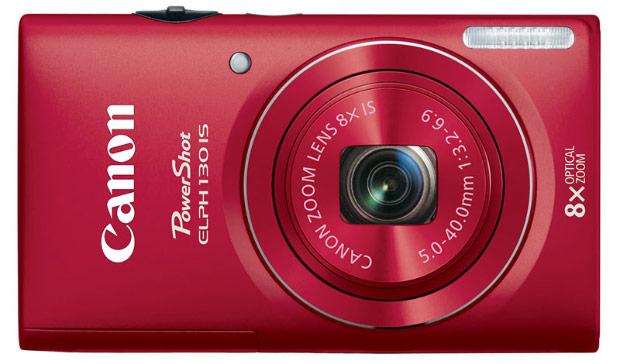 Canon CES 2013 PowerShot ELPH130IS