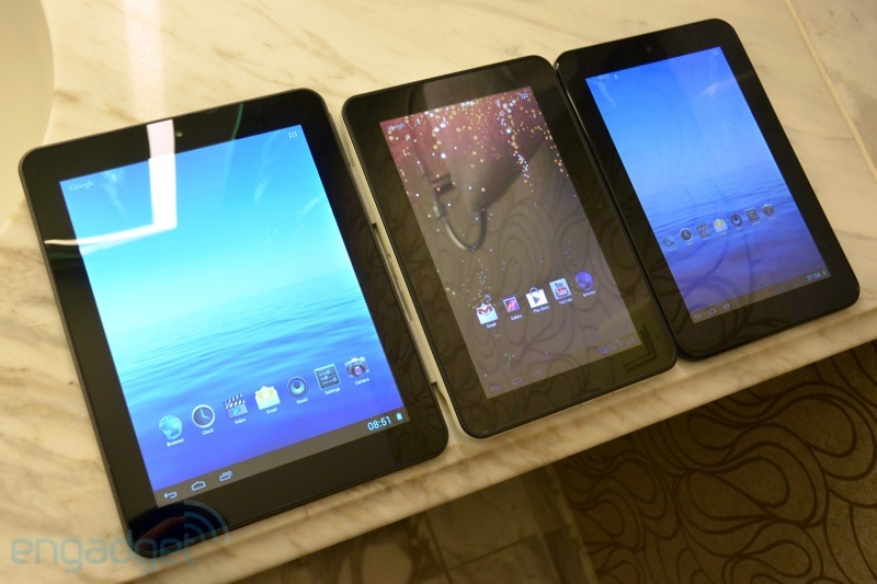 CES 2013: Alcatel Announces New One Touch Tab and Evo 7 ...