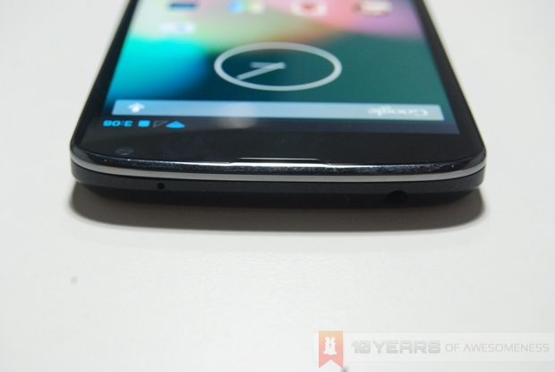 Nexus 4 speaker crackling sound