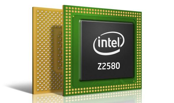 Intel Atom Z2580 SoC