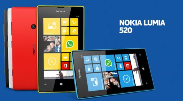 Nokia umia 520