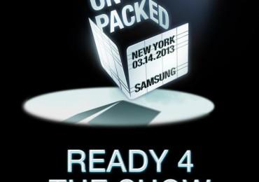 Samsung Unpack 2013