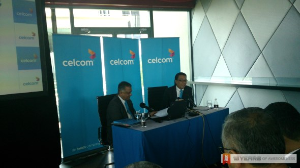 Celcom 4th Quarter Financial Results Briefing