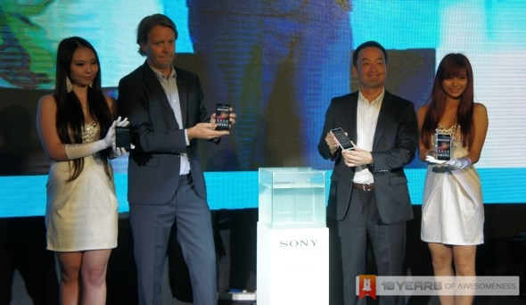 Sony Xperia Z and ZL Malaysian Launch