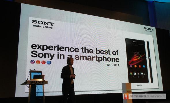 Sony Xperia Z Malaysian Launch