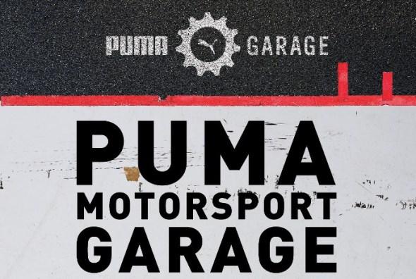 Puma Motorsport Garage