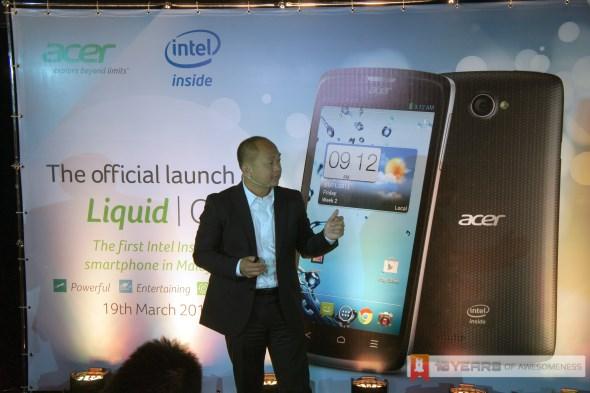 Acer Liquid C1 Malaysia Launch