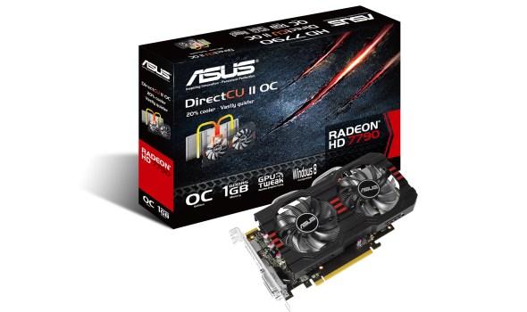 Asus HD 7790 DirectCU II