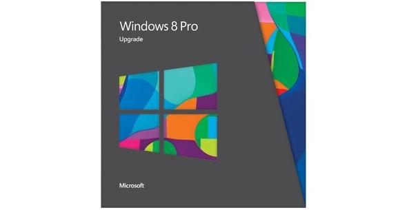 Windows 8 Pro Upgrade