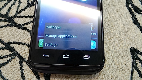 Alcatel One Touch 993D 14