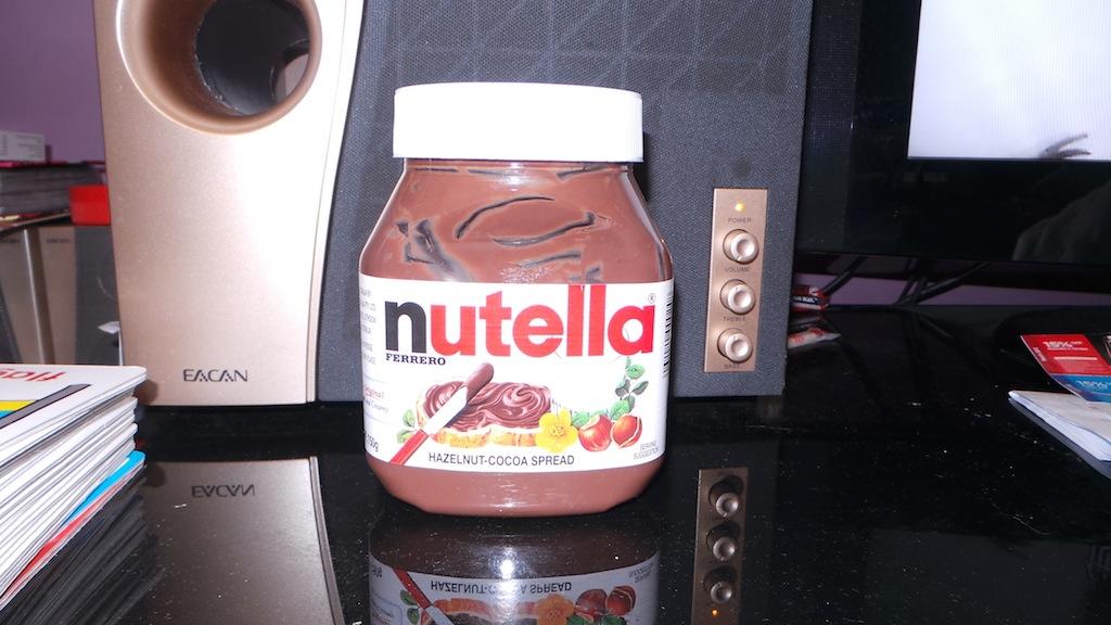 Indoor Nutella With Flash copy