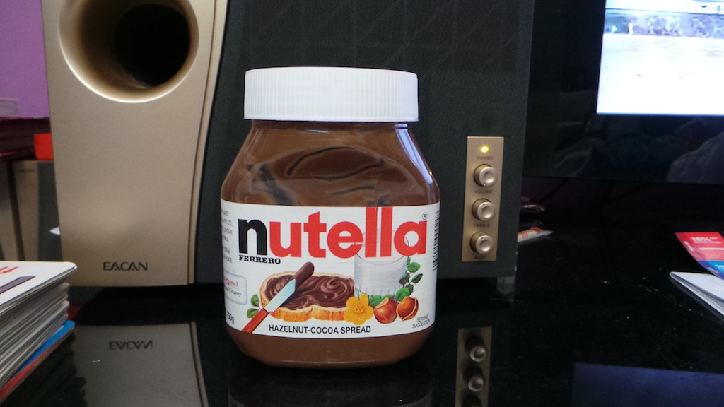 Indoor Nutella Without Flash copy