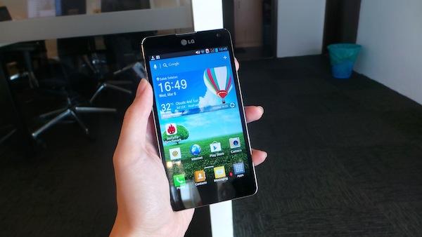 LG Optimus G 1