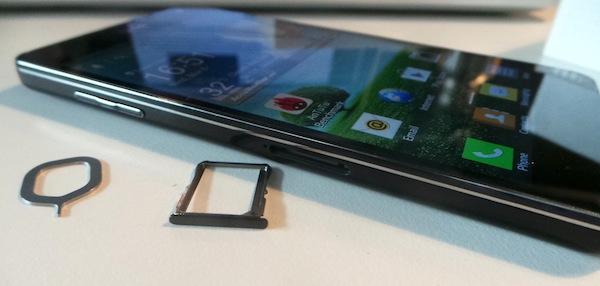 LG Optimus G SIM Tray