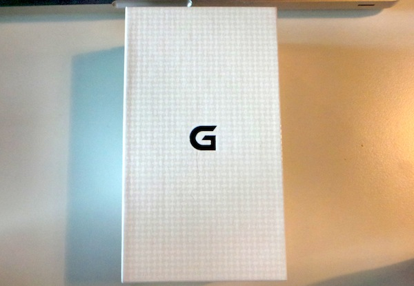 LG Optimus G Unboxing 1