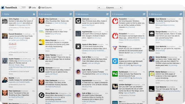 TweetDeck Kills iOS Android and Desktop app
