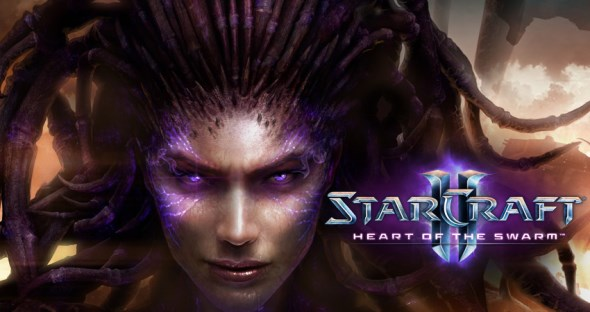 SC 2: Heart of The Swarm