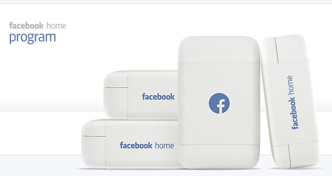 Facebook Home Program