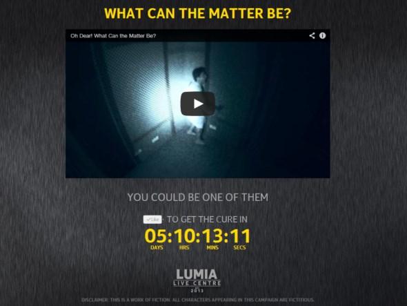 Lumia Live Center