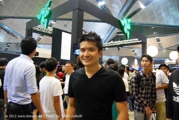 Razer's CEO Min-Liang Tan