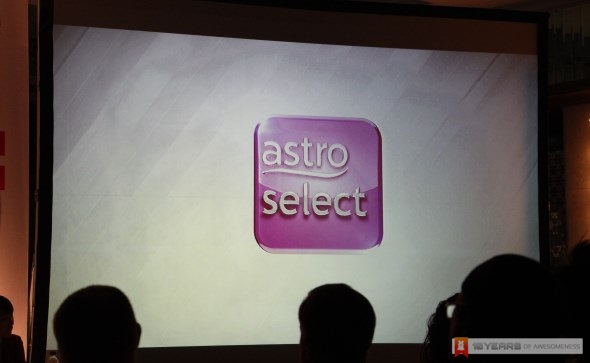 Astro Select for Astro B.yond IPTV with Maxis