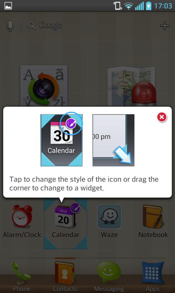 Change Icons 1