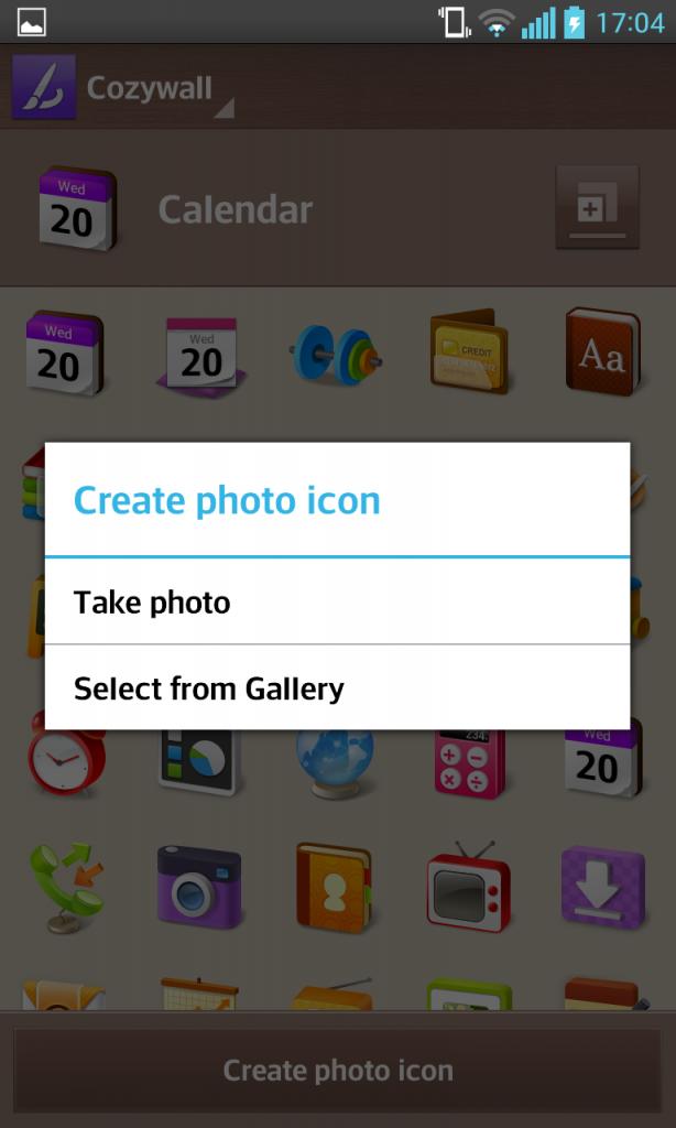 Change Icons 2