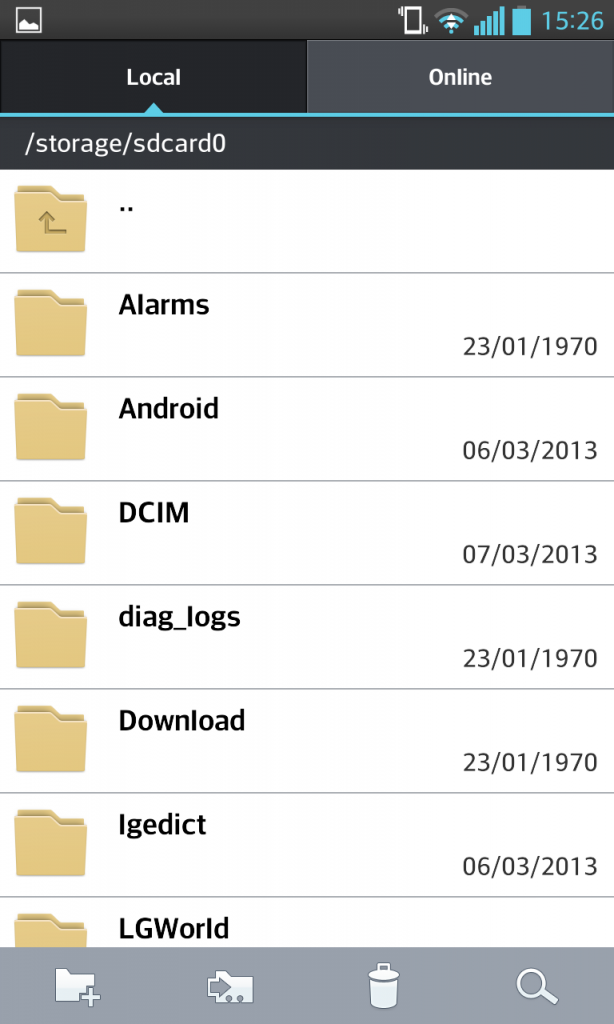 File Manager Offline 2