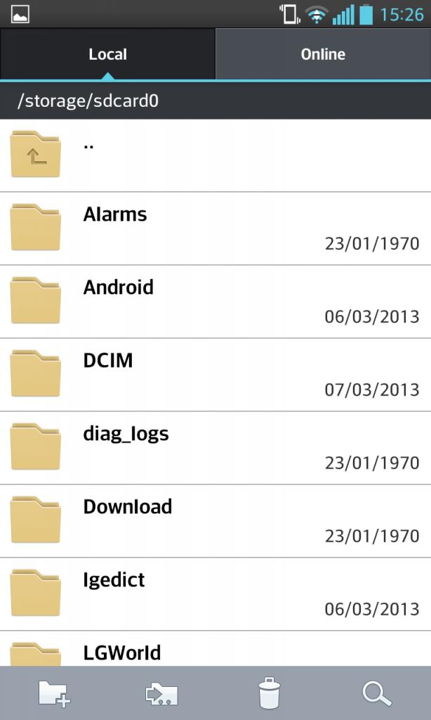 File Manager Offline 2