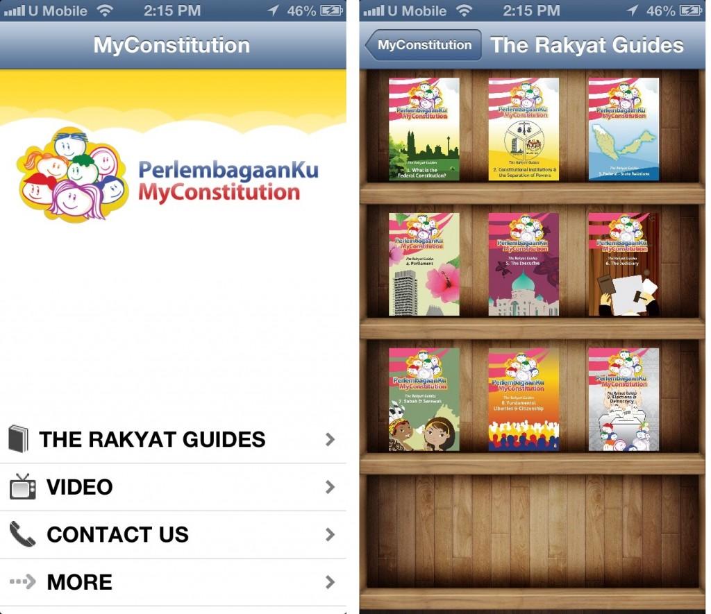 My Constitution 1
