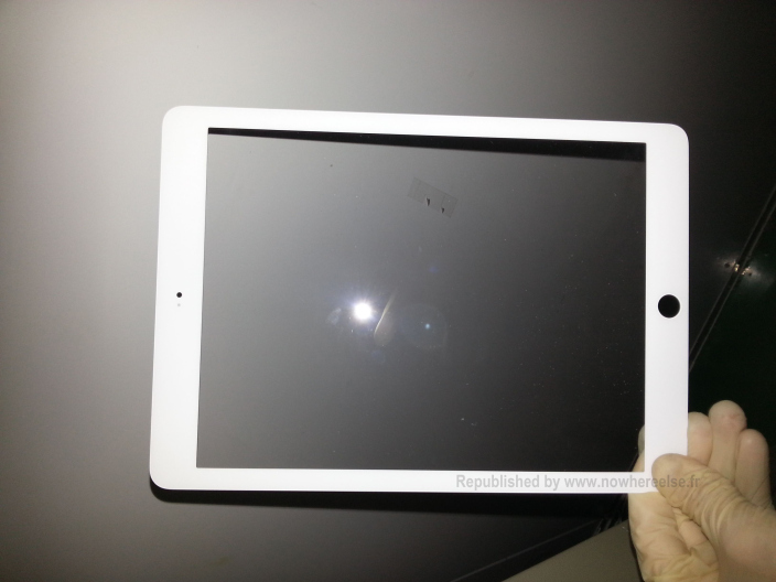 Nowhereelse iPad 5 Front 2