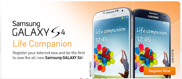 U Mobile Galaxy S4 ROI