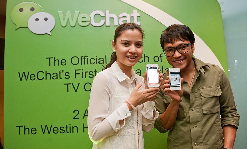 WeChat-malaysia