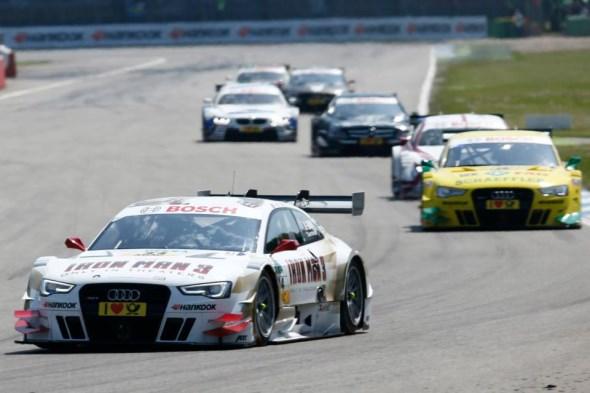 Audi Sport DTM x Irom Man 3
