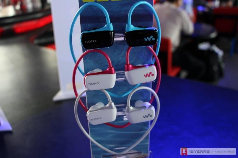 Sony W Series Sports Walkman NWZ-W273