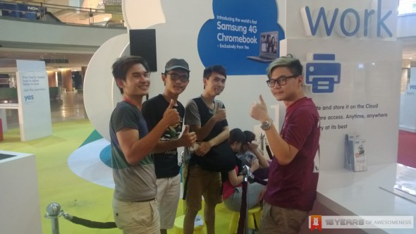 Early bird customers for RM 1 Chromebook from Yes 4G