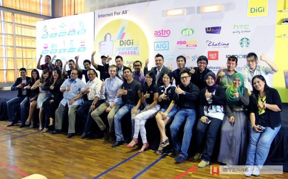 2013 DiGi WWWoW Internet for All Awards Launch