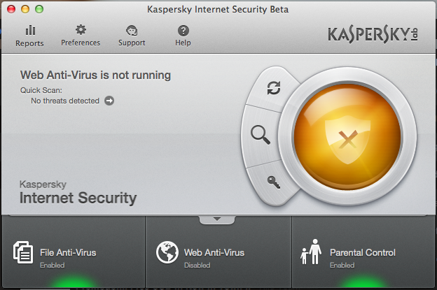 KIS Mac 1