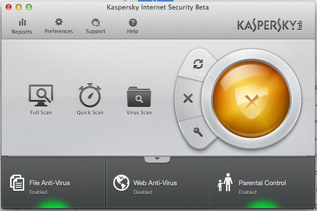 KIS Mac 2 Scan