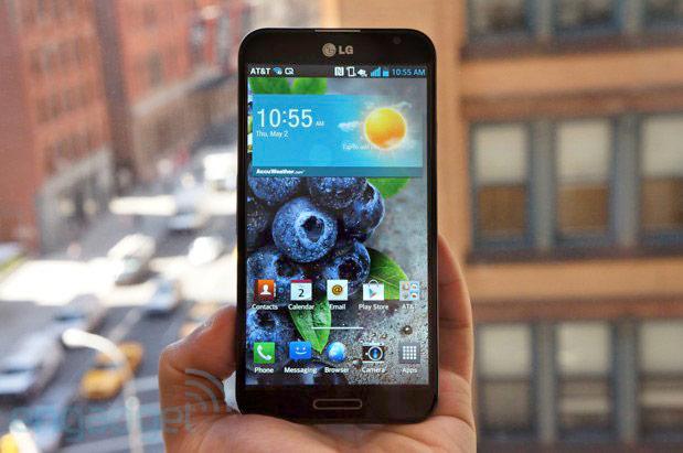 LG Optimus G Pro Heading Malaysia